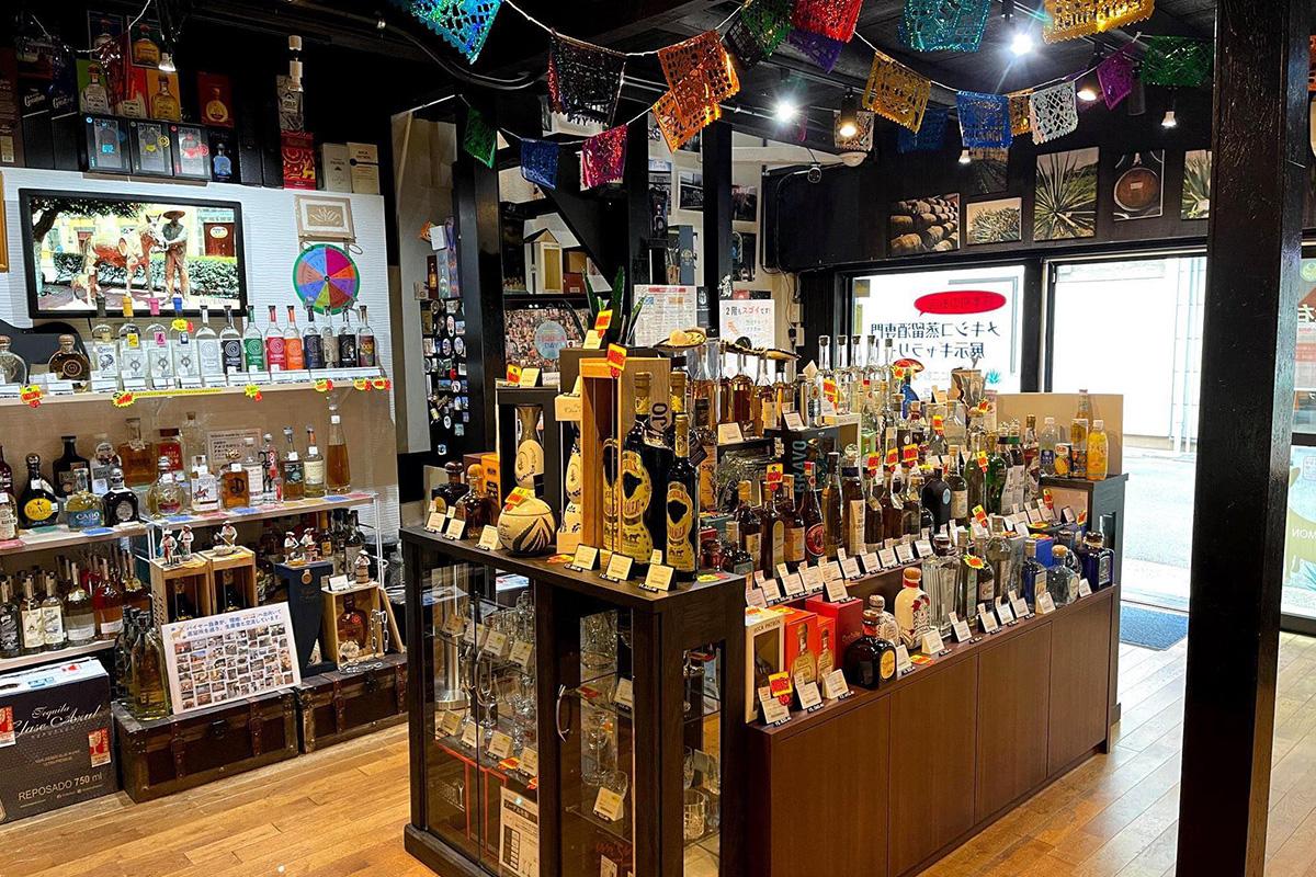 「アガベの品種と個性」Agave Spirits Gallery 酒商金右衛門